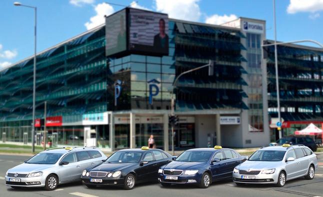 City taxi Plzeň