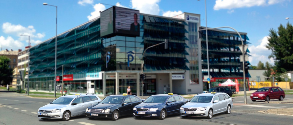 City taxi Plzeň - Rychtářka