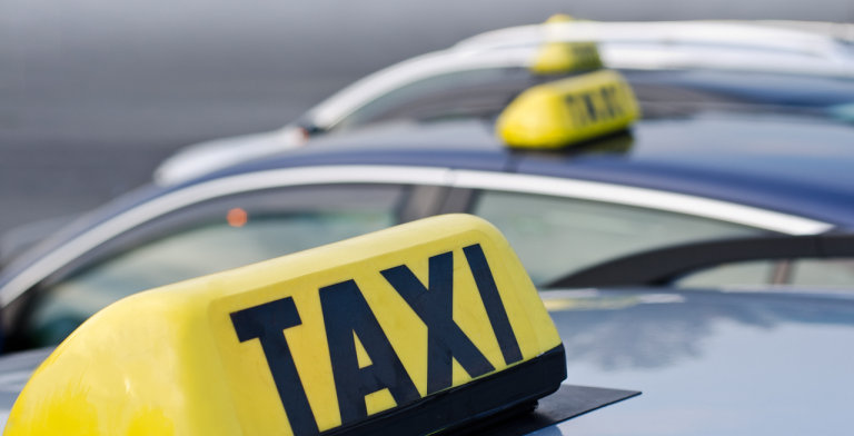 Levné taxi Plzeň